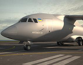 Antonov An-178 3D