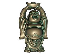 Maitreya mascot 3D print model