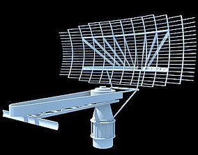 3D Detailed Radar