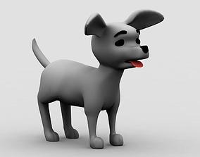 3D model Taco dog
