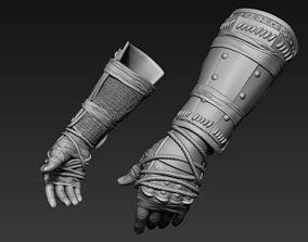 3D model Samurai Hands