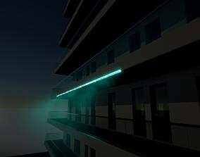 Neon Led 3D model