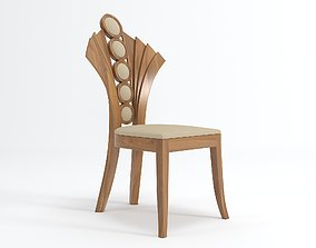 3D asset Palm Chair