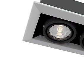3D Downlight Metal Modern DL008-2-02-B Maytoni Technical