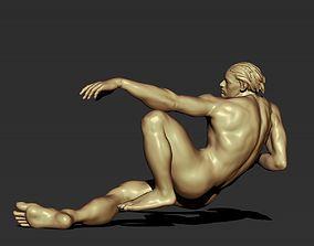 3D model Adam ztl