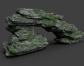 Rock 8-2 3D asset