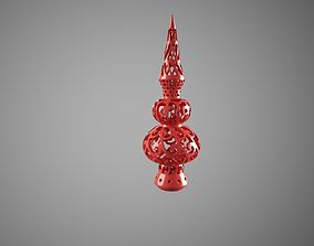 3D printable model a Christmas tip for your tree