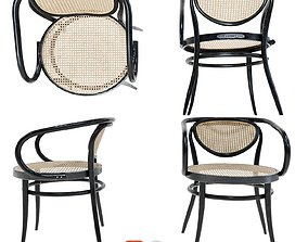 Thonet Chair 3D