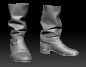 3D Boots footwear