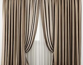 3D model Curtain 26
