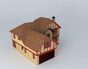 House 3D model english