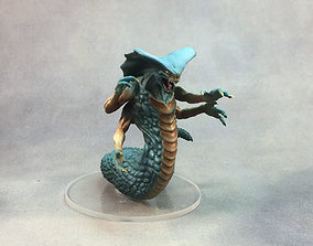 figurines Naga 3D print model - 56 mm