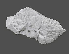 rock 12 3D print model