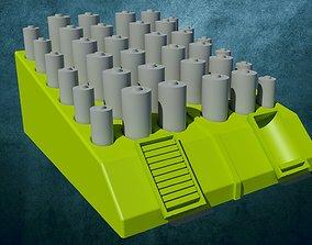 Battery Organizer 3D printable model