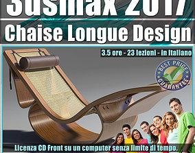 028 3ds max 2017 Chaise Longue v28 Italiano cd
