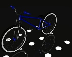 3D model Mountain Bike MTB DirtJump