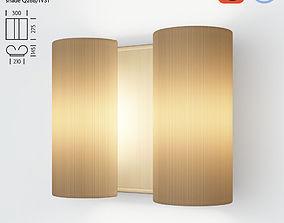 Chelsom Sconce Wall SC 26B BL wall lamp 3D model