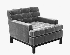 Stanton club chair by dering holl 3D