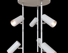 3D Ceiling chandelier Markslojd Roma 105588