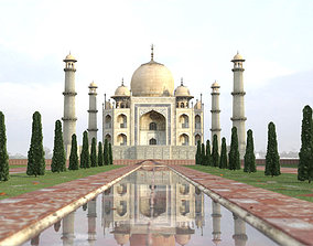 3D model Taj Mahal Palace