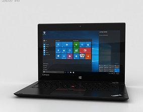 3D model Lenovo ThinkPad Yoga 260