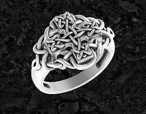 Ring-celtic4 3D printable model