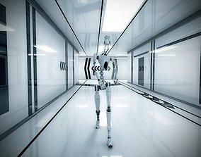 3D Robot Walking