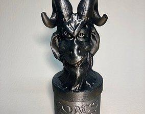 3D print model Goats Dont Shave