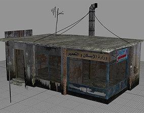 FREE Arab City Building - Building A 3D asset