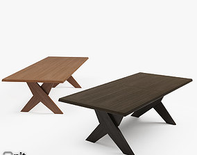 3D Table Plato by Maxalto