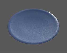 3D Stoneware plate
