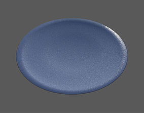 3D Stoneware plate