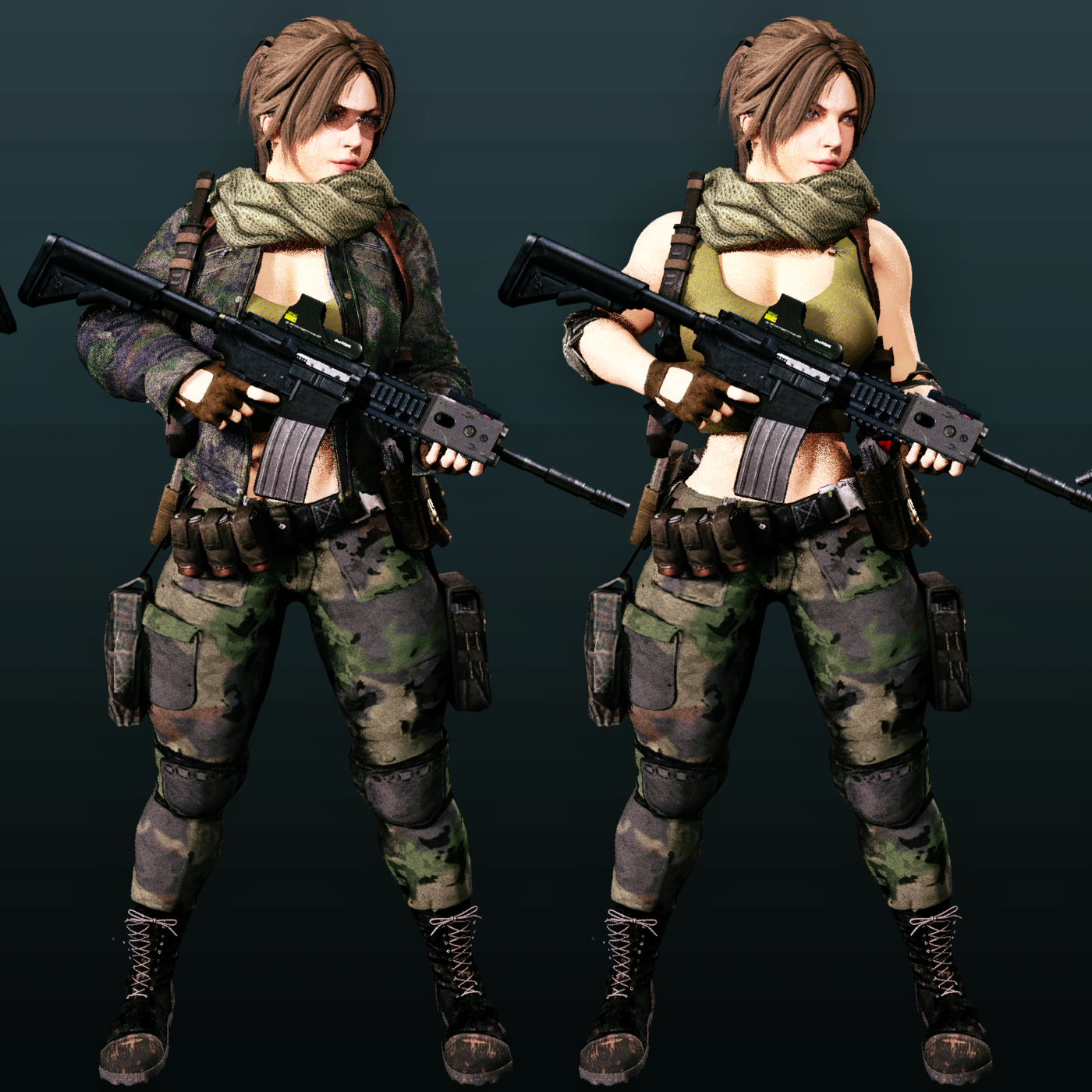 JD lauren's soldier