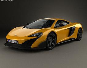 McLaren 675LT 2014 3D