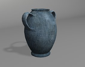 3D model Old Jug with 2 Handles