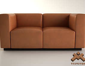 3D model Sofa by Walter Knoll