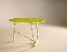 house Coffee table Moroso design 3D printable model