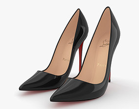 High Heels Shoes 3D
