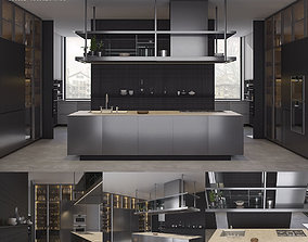 Kitchen Varenna Artex 3D model