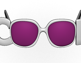 Sunglasse SG -14 3D model