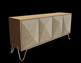 3D model Eichholtz Highland Cabinet