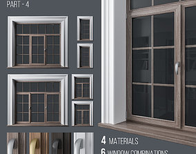 Window Collection Part 4 3D model