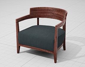 Flexform Jenny Chair UE4 3D model