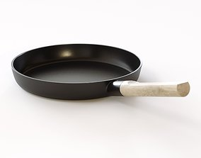 3D EVA SOLO Nordic Kitchen Frying Pan 28 cm