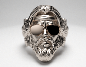 rings 3D printable model jewelry exclusive