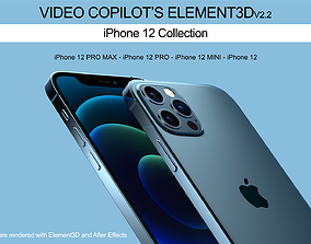 element3d Element3D - iPhone 12 Collection