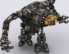 3DRT - Mech engineer - 01 animated