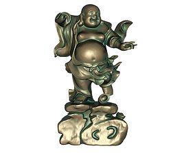 3D printable model Maitreya sculpture