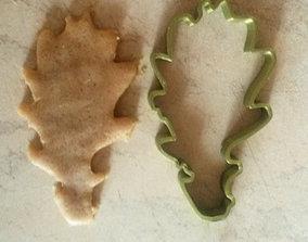 3D printable model Autumn leaf