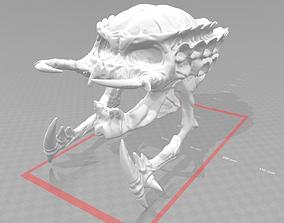 3D print model Alien Predator Skull